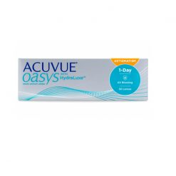 Acuvue Oasys 1 Day for Astigmatism 30pck עדשות צילינדר יומיות