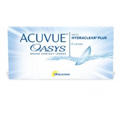 Acuvue Oasys 6pck עדשות מגע דו-שבועיות